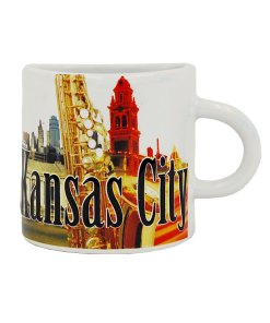Kansas City Mug Magnet