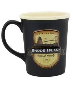Rhode Island Emblem Mug