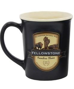 Yellowstone Emblem Mug