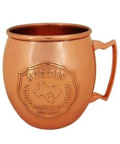 Austin Copper Mule Mug