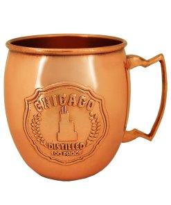 Chicago Copper Mule Mug