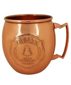 Oregon Copper Mule Mug
