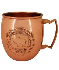 South Dakota Copper Mule Mug
