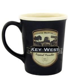Key West Emblem Mug
