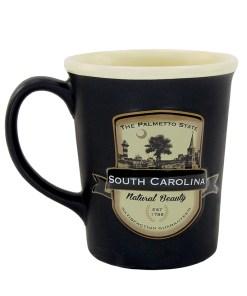 South Carolina Emblem Mug