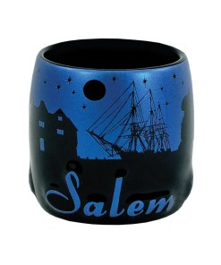 Salem Night Sky Shot