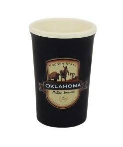 Oklahoma Emblem Shot
