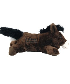"Arizona Horse 7"" Plush Side View"