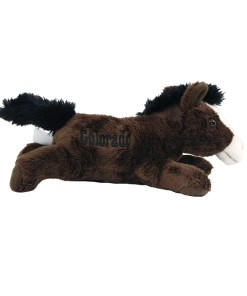 "Colorado Horse 7"" Plush Side View"