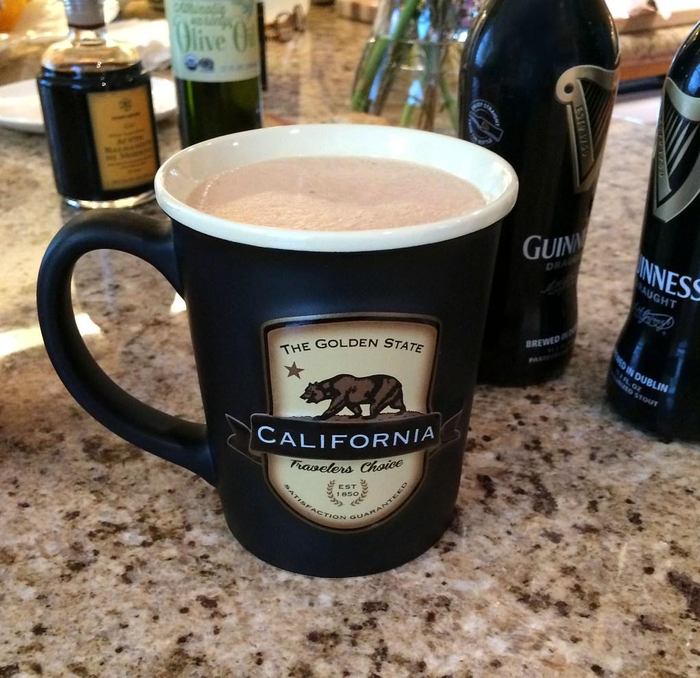 Americaware California Emblem Mug
