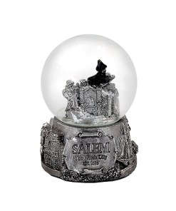 Salem 45MM Snow Globe