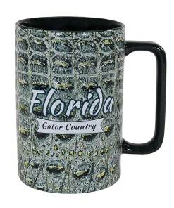 Florida Gator Novelty Mug