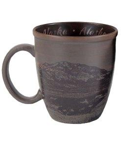 Alaska Sketch Art Mug