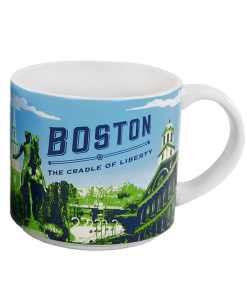 Boston Stack Mug Front Side