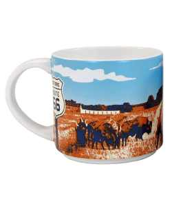 Oklahoma Stack Mug Back Side