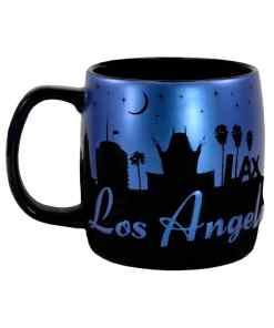 Los Angeles Night Sky Mug