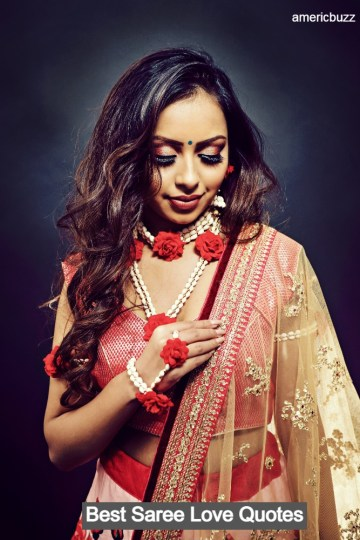 Top 80+ Best saree quotes and Instagram captions for your desi look