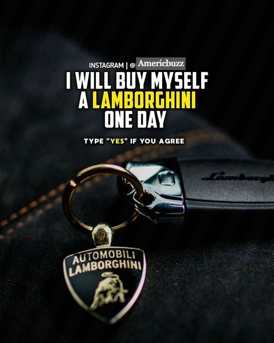 40 Fascinating Lamborghini Quotes And Captions Sayings For Daily Motivation