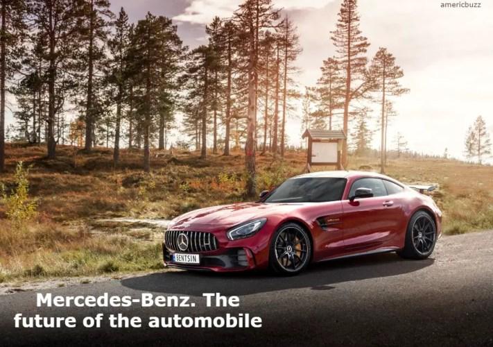"""Best Inspirational Mercedes Benz Quotes"""