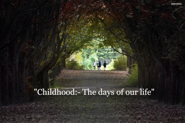 Wonderful Childhood Memories Quotes For Instagram