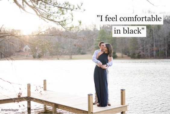 50 Black Dress Quotes and Captions That Show You Classy and Bold