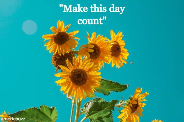 40 Beautiful Day Quotes & Captions | Make Your Day Magical