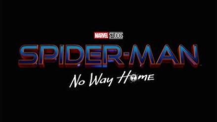 Spider Man No Way Home logo