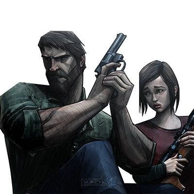 The Last of Us Evgeny Yurichev