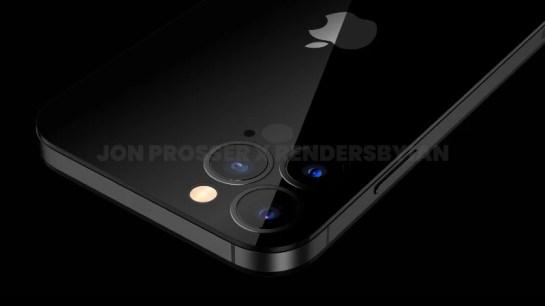 iPhone 14 titanium design