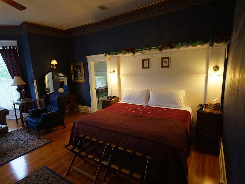 2020 Scarlett Suite   Americus Garden Inn near GSW