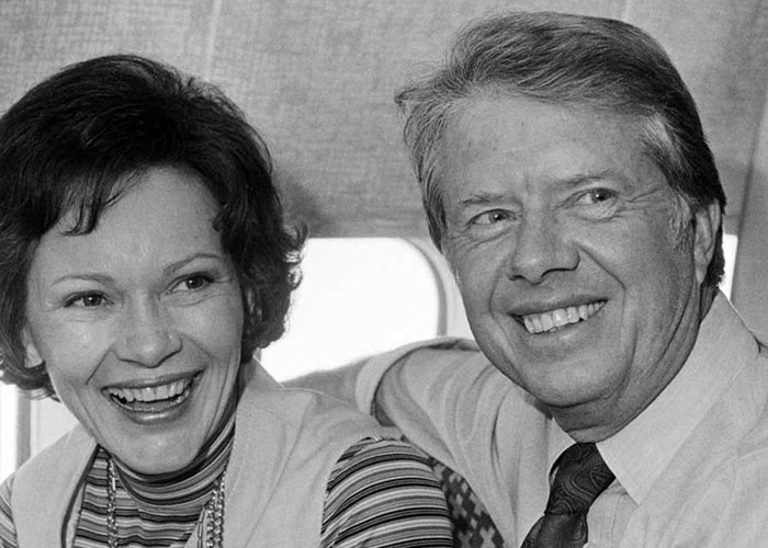 Jimmy and Rosalynn Carter | Americus Garden Inn Bed & Breakfast, Georgia