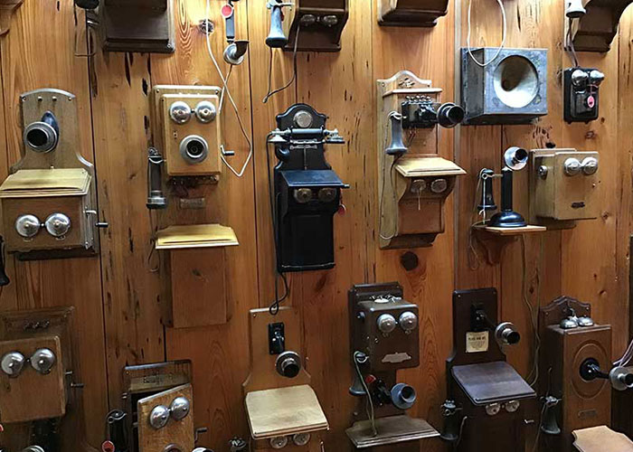 Georgia Rural Telephone Museum | Americus Garden Inn Bed & Breakfast, Georgia
