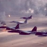 El Fin al Cerco de Kuwait