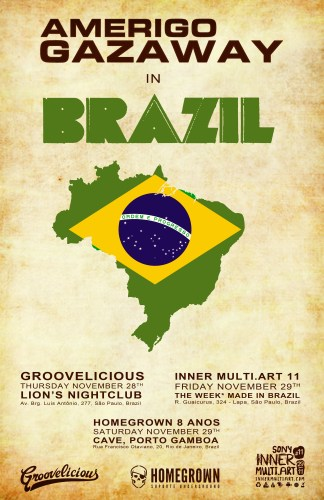 Amerigo in Brazil