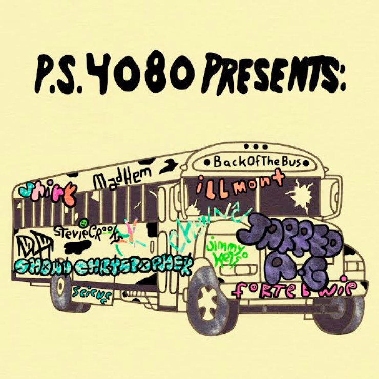 P.S. 4080 Presents: Back Of The Bus Compilation Tape