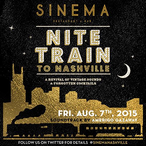 Nite Train to Nashville