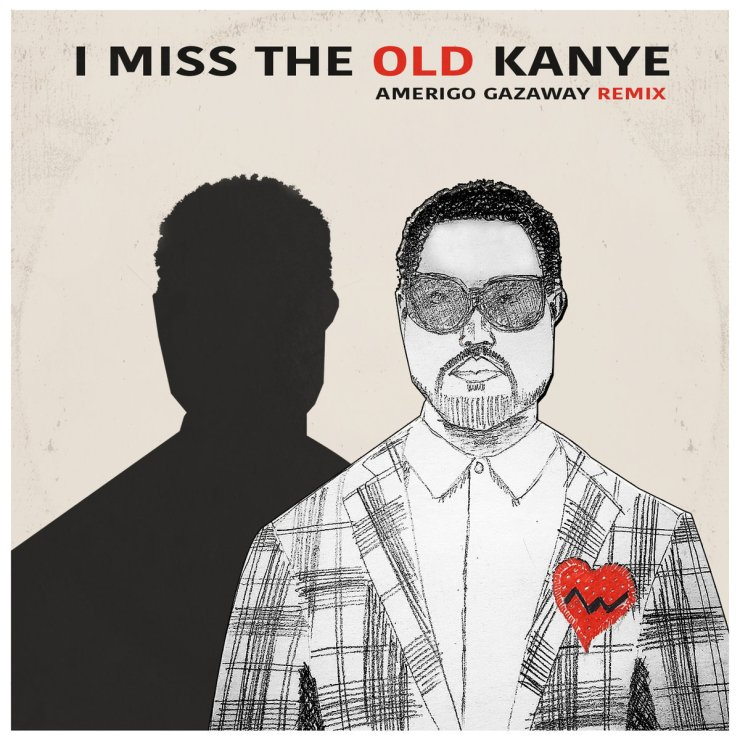 I Miss The Old Kanye (Amerigo Gazaway Remix)
