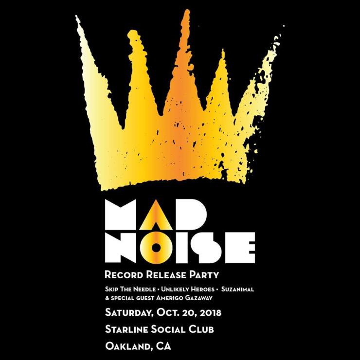 MAD NOISE Record Release Party