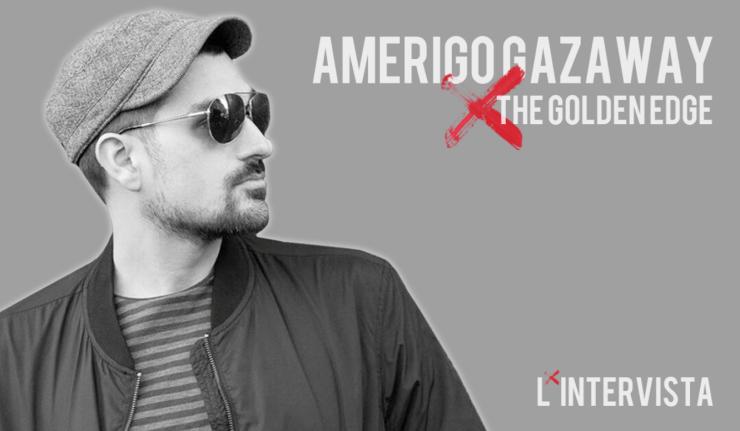 The Golden Edge x Amerigo Gazaway