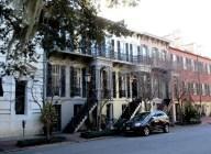 Architecture of Savannah Georgia