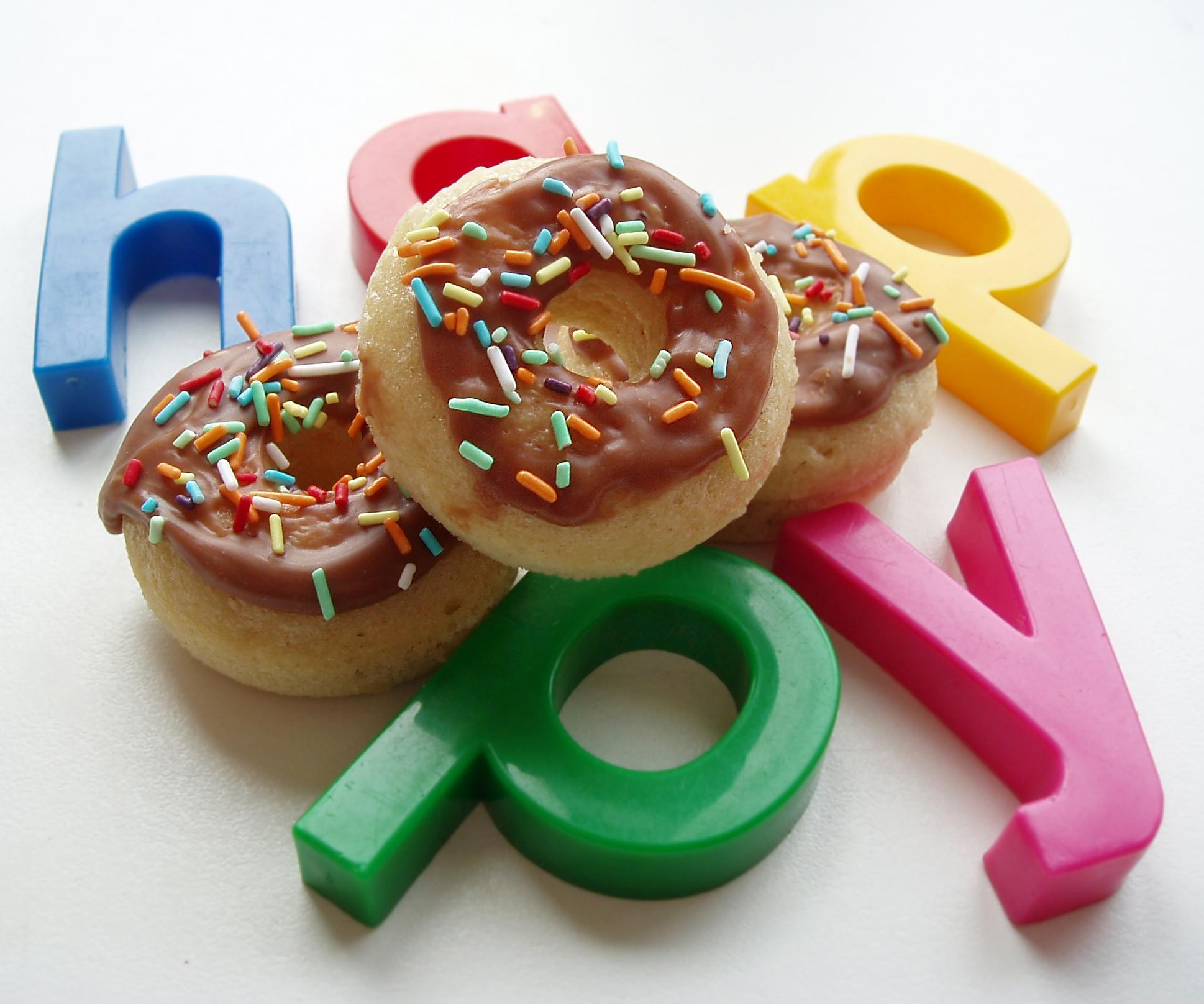 happy doughnuts