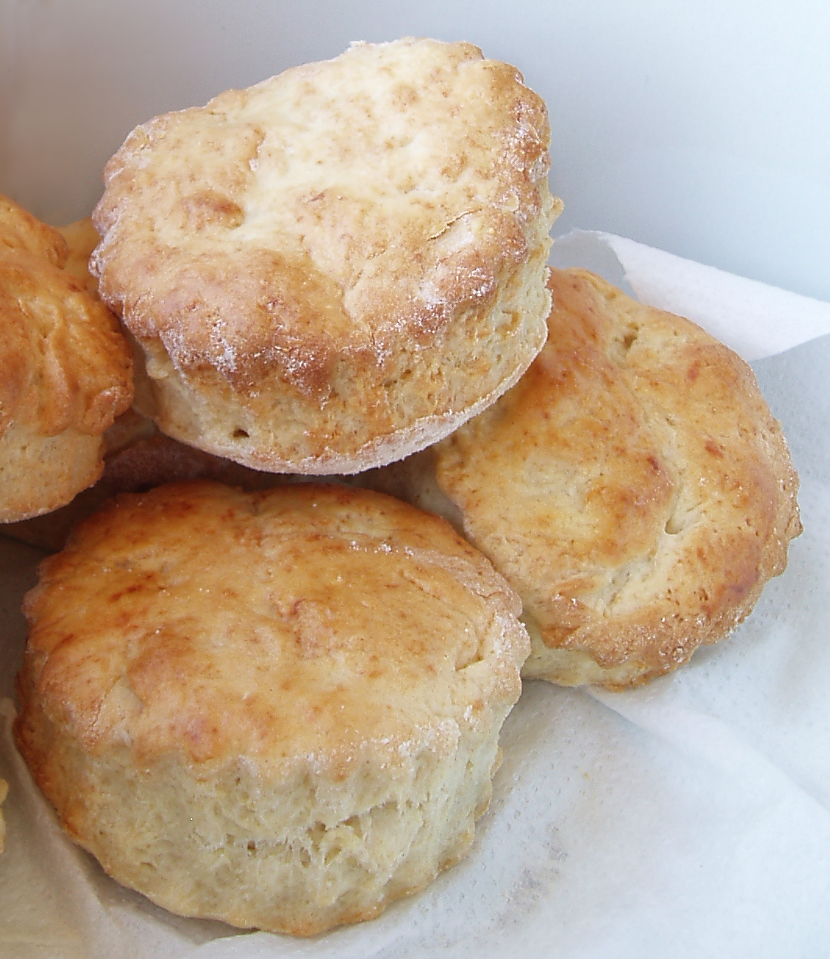 mothers day cheese scones