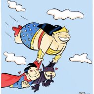 Big Beautiful Wonder Woman