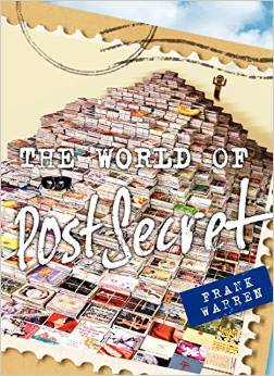 postsecret book - the world of postsecret