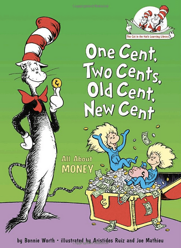 money books for babies and kids