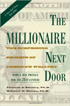 gift idea under $10 - millionaire next door book