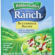 3 Ingredient Ranch Pork Chops