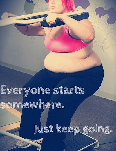 weight loss motivation quote - keep going