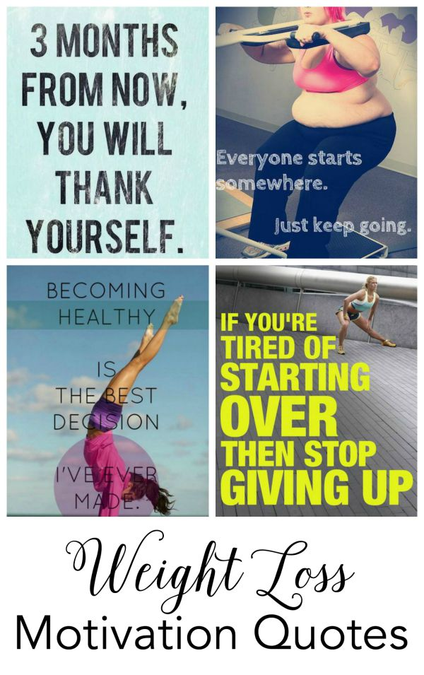 Quotes On Loss: Weight Loss Motivation Quotes
