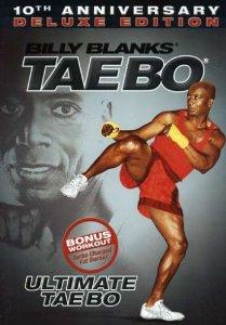kickboxing workout dvd - billy blanks tae bo